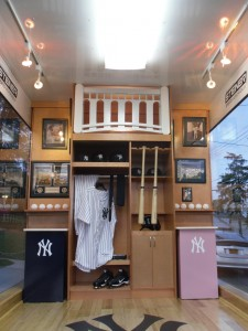 Inside the NY Yankees Truck